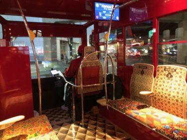 池袋を走る真っ赤なバス「IKEBUS(イケバス)」に乗ってきた!