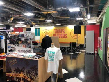 池袋のタワレコがアニメ専門店になっていた!?「TOWERanime」始まる